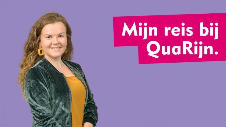Marloes Hendriksen, Wijkverpleegkundige bij QuaRijn